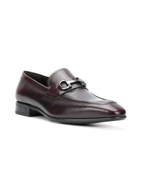 Espadrille Loafers - IT39 / Black Salvatore Ferragamo JR6Hqy