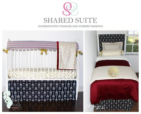 Fsu Toddler And Crib Coordinated Bedding Go Noles Sibling Shared Suite Collection Coordinating