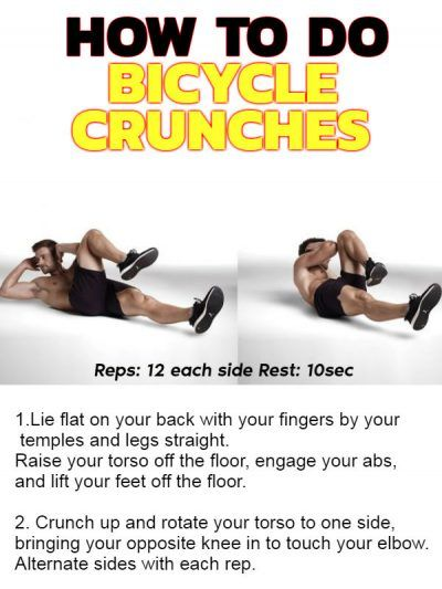6 Exercises For Insanely Ripped Summer Ab Gains Part 1 Ab
