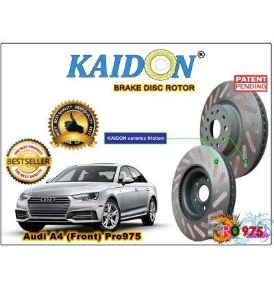 AUDI A4 disc brake rotor KAIDON (Front) type