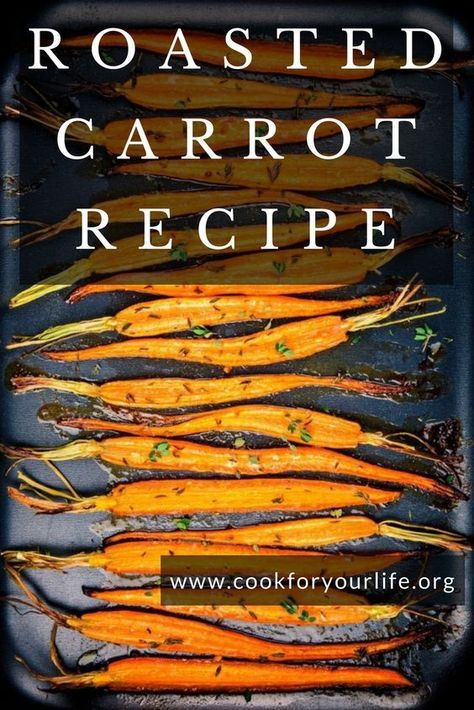 healthblog This Roasted Carrot Recipe...
