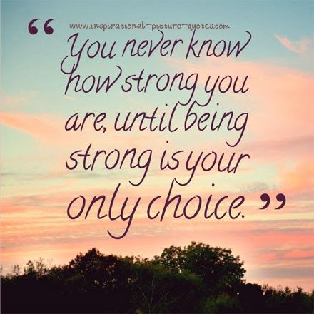 Funny Quotes About Being Strong | Quotes About Being Strong ...