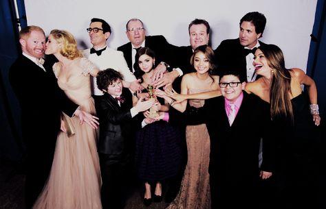 Modern Family cast♥