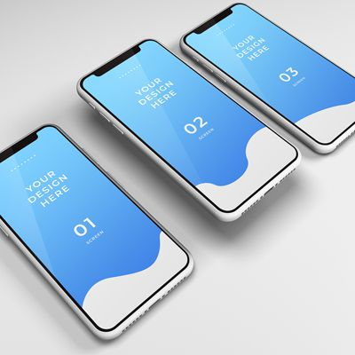 Floating Smart Phone Mockup App Screens With High Resolution Psd Mobile App Mockup Psd Free Download For App P Mockup Free Download Iphone Mockup Phone Mockup
