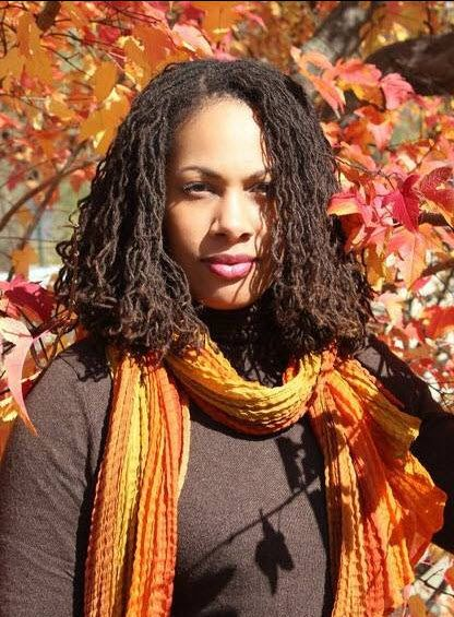 Sisterlocks in the fall ;o)