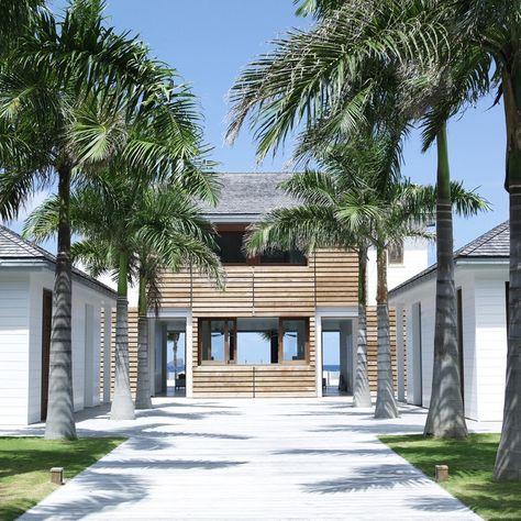 102 best Beach Houses images on Pinterest Beach houses, Beach - iniala luxus villa am strand a cero