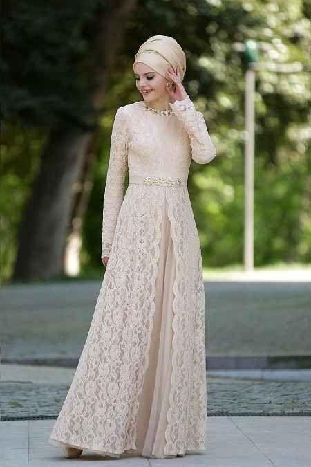 Tesettur Island Ozel Gun Elbise Modelleri Moda Tesettur Giyim 2020 Musluman Elbisesi Elbise Modelleri Islami Moda