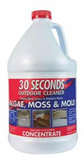 30 Seconds 1g30s Outdoor Cleaner 1 Gallon Cleaning Wood