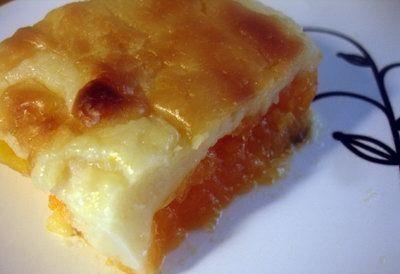 أسهل طريقة لعمل قرع العسل بالبشاميل بمبي قرع العسل بطريقة مختلفة Libyan Food Egyptian Desserts Middle Eastern Desserts