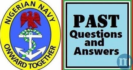 Nigerian Navy Past Questions Answers Download Pdf Past