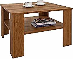 Couchtisch Felice In Nussbaum 68 X 68 Cm Caro Mobelcaro Mobel Coffee Table Living Table Living Room Table