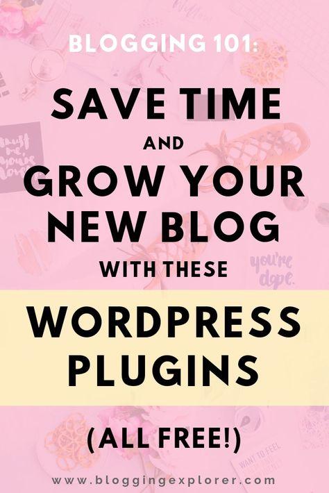 10+ Best WordPress Plugins for Blogs (All FREE