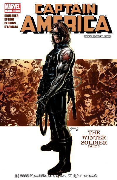 CAPTAIN AMERICA 2011 #11 New Bagged