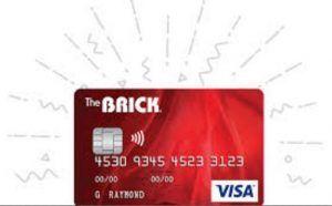 Bricks Credit Card Login With Images Credit Card Application