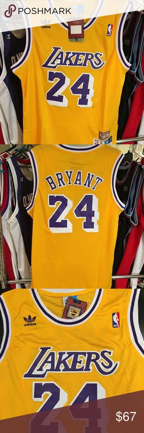 0d86587dc Vintage Kobe Bryant LA Lakers NBA Jersey Size L Never worn Adidas Hardwood  Classics.