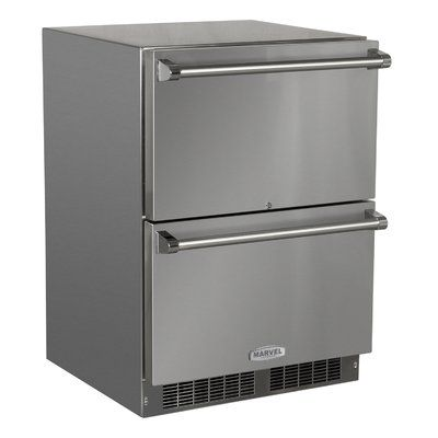 Outdoor Kitchen Refrigerator Drawers