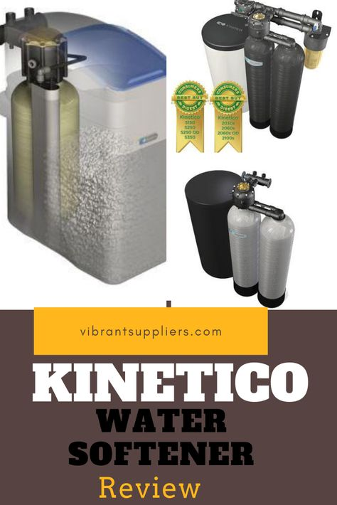 Review Of Kinetico Water Softener Kinetico Water Water Softener Water Treatment System