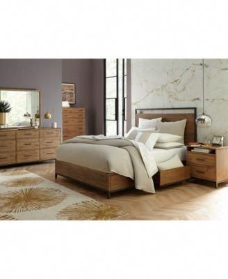Furniture Gatlin Storage Platform Bedroom Furniture Collection Created For Macy S Reviews Furniture Macy S Platform Bedroom Macy Furniture Bedroom Furniture Sets