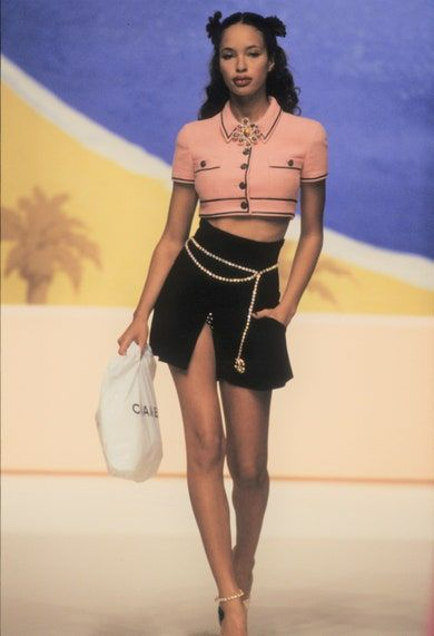 Chanel Spring 1995 Ready-to-Wear Collection