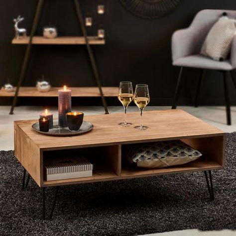 Une Table Basse Pas Chere Avec Rangement Casa Decoration Table Basse Table Basse Pas Cher Table Basse
