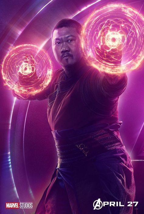 'Avengers: Infinity War' All New Character Posters Revealed