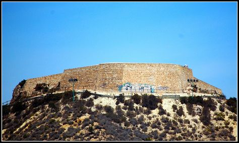 Castillo De Guardamar (Guardamar Del Segura, Alicante) | Flickr - Photo Sharing!