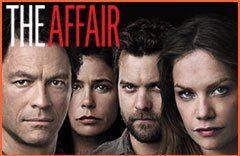 "The affair- Showtime   The Affair"" on Showtime – pretty deep stuff as it involves the ..."