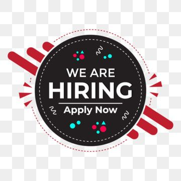 We Are Hiring Png Background Vector Design Template We Are Hiring Png Images We Are Hiring Vector Were Hiring Png Png And Vector With Transparent Background Design Template Psd Template