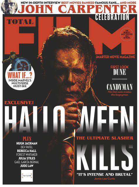 Total Film August 2021 Issue (Digital)