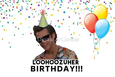 #JimCarrey #birthdaycard #sticker #funnycards #greetingcards #gifitideas #memes #jokes #quotes #iceventure #yesman #parody #comedy #epic #hilarious #popular #actor #movies #jokes #birthdaygifts #gifts #redbubble #celebrity #popculture #lol #funny #crazy #cool #swag #tredning #viral #comedian #80s #90s #mumbirthday #dadbirthday #moviememes #memecards #memes #meme #animals #pets #happybirthday #giftsforhim #giftsforher #mum #husband #boyfriend #girlfriend #bestfriend #friends #gag #gags #jokes