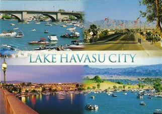 Image result for lake havasu city postcard