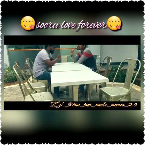 ✔pictame webstagram 🔥🔥🔥 Instagram post by @tun_tun_uncle_memes_2.0 | 😋😋Soooru love forever😋😋😋 . @tun_tun_aunty_memes . #tun_tun_uncle_memes_2 . #tun_tun_aunty_memes . . #paakravanpaithiyam. #pubgfunny#mokkaengineer#vadivelcomedy#tamilmusically#tamilmemes#tamiltrending#tamiltrolls#tamilnadu#chennai#madurai#video#videomemes#trending#tamilmemes#funnymemes#surya#thalafans#thalaajith #thalaivar#thalapathy_vijay#ak59#sir_oru_nimsham_sir  #suriya#pubg#ne | 🔥GPLUSE.CLUB