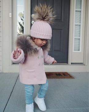 It S All About The Pink Follow Our Pinterest Page At Deuxpardeuxkids For More Kidswear Kids Room And Paren Baby Girl Fashion Outfits Clothes