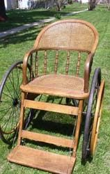 Montreal wheelchair
