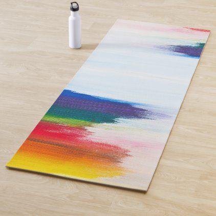 Image result for artistic yoga mat