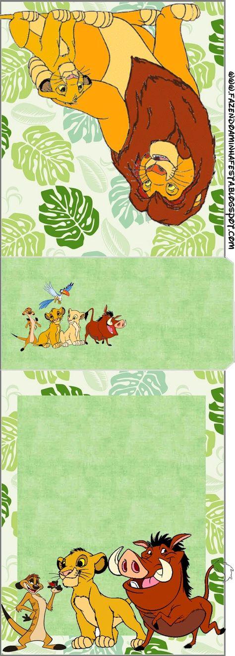 http://fazendoanossafesta.com.br/2012/12/rei-leao-lion-king-kit-completo-com-molduras-para-convites-rotulos-para-guloseimas-lembrancinhas-e-imagens.html/