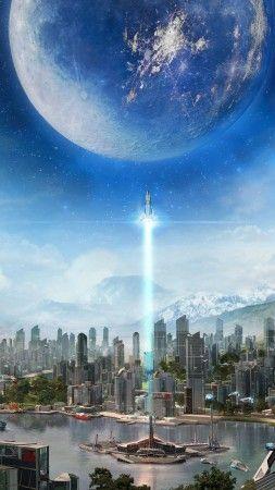 Anno 2205 Best Games 2015 Game Sci Fi Pc Vertical