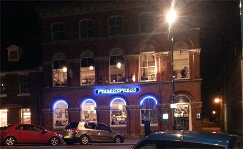 Pizza Express 37 North Bar Within Beverley East Yorkshire