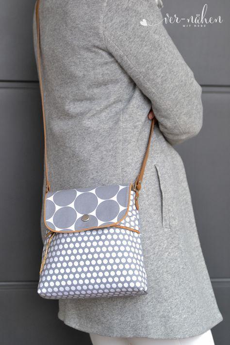 Tasche Abendliebe von Unikati | Gadrobe | Pinterest | Taschen nähen ...