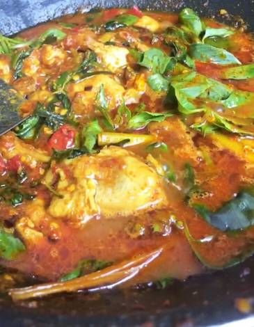 Resep Ayam Rica Kemangi Ayam Rica Manado Pedas Oleh Bawang Merah Resep Resep Ayam Resep Kemangi