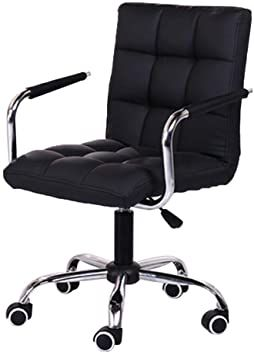 Us In Stock Desk Chairs With Wheels Office Work Chair Home Leisure Swivel Chair Lift Chair Fashion Beauty Salon Chair Staff Lif In 2020 Office Chair Work Chair Chair
