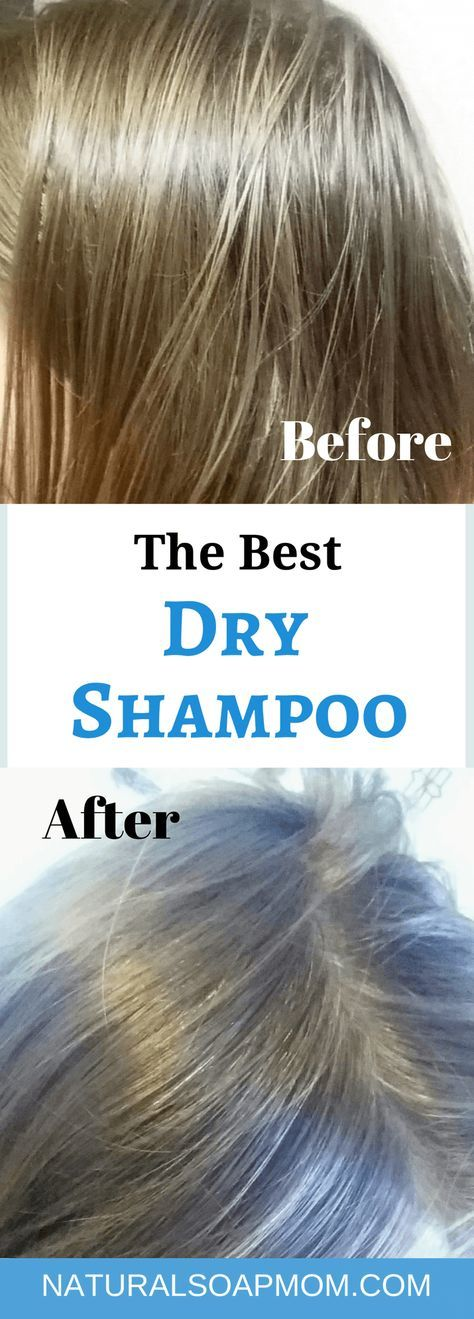 The Best Diy Dry Shampoo And How To Use It Completely Customizable Dry Shampoo Diy Dry Shampoo Best Dry Shampoo