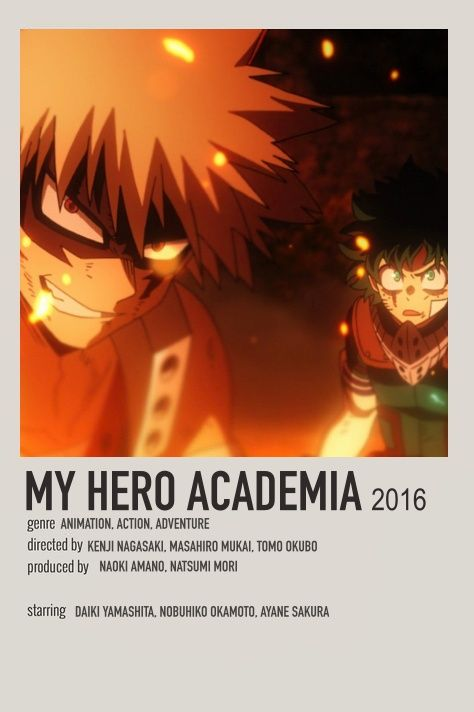 Anime Cover Photo : anime, cover, photo, Academia, Minimalist, Anime, Series, Poster, Cover, Photo,, Films,, Reccomendations
