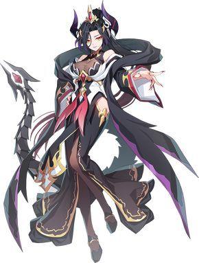 Nelia Grand Chase Wiki Fandom In 2020 Anime Monsters Fantasy Character Design Anime Character Design