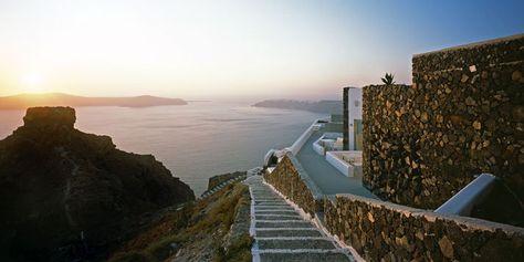 Santorini Grace Hotel A La Carta Para Dos Santorini