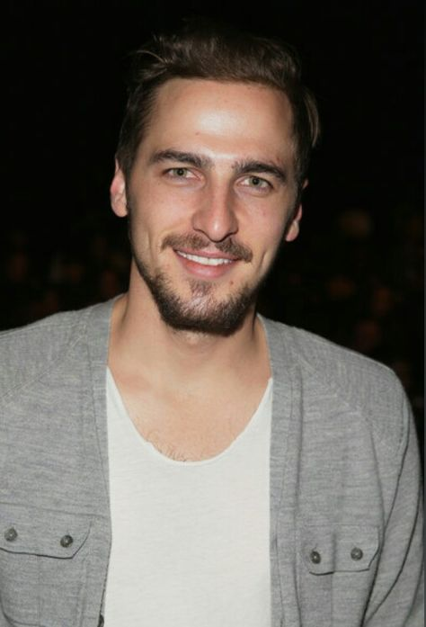 Kendall Schmidt fall 2015 fall fashion week Mercedes Benz  mongol