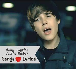 Baby Lyrics Justin Bieber Ft Ludacris Baby Lyrics Justin Bieber Song Lyrics Baby Songs Lyrics