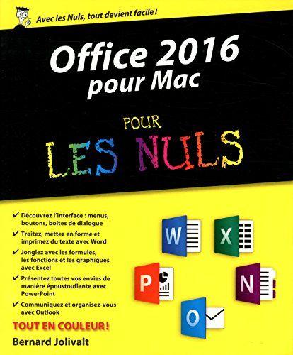 Livretoolbox Eva Telecharger Office 2016 Pour Mac Pour Les Nuls Pd En 2020 Telechargement Telecharger Epub Listes De Lecture