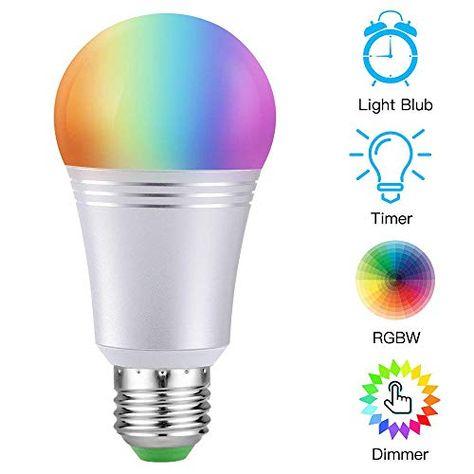 Smart Led Light Bulb Wifi Light Bulb Lsxd Color Changing Light