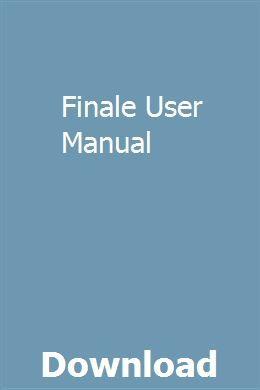 Finale User Manual Kia Picanto User Manual Picanto